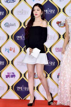 Thảm đỏ KBS Entertainment Awards: Tiffany trở lại rạng rỡ, dàn sao nữ thi nhau khoe vẻ gợi cảm - Ảnh 12.