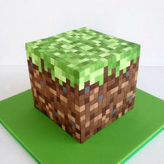 minecraft video game party food birthday