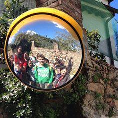 Classi allo #specchio. In #escursione lungo la Via degli #Acquedotti