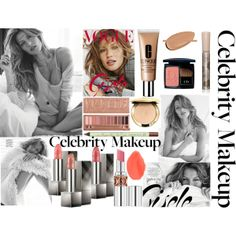 """Celeb's Naked Tips"" by cindisarco on Polyvore"
