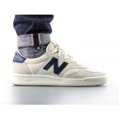 WHITE / NAVY New Balance