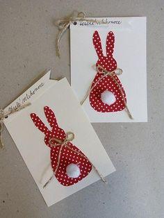 Velikonoční přání ZAJÍC červený Diy Easter Cards, Bunny Crafts, Easter Crafts For Kids, Diy Cards, Easter Religious, Handmade Birthday Cards, Homemade Cards, Card Making, Paper Crafts