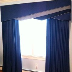 www.KHWindowFashions.com Today's installation...the client wanted a James Bond room.  Did we succeed?  #customwindowtreatments #khwindowfashions #design #interiordesign #jamesbond