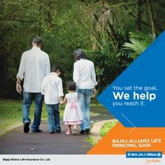 A life lived in stress is a life half-lived. Live life to the fullest with Bajaj Allianz Life Principal Gain, a maturity unit-linked insurance plan, and bid goodbye to tensions. Know more on our website. #JiyoBefikar