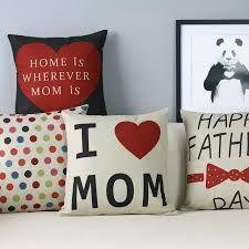 Resultado de imagen para almohadas decorativas para el dia de la madre