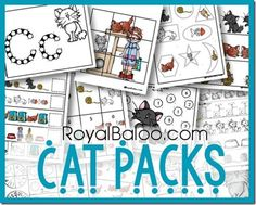 Royal has been a cat fanatic ever since I can remember. He's coveted a few cat stuffed animals for years. You can imagine he was super excited when we got 2 kittens!! He loves the...