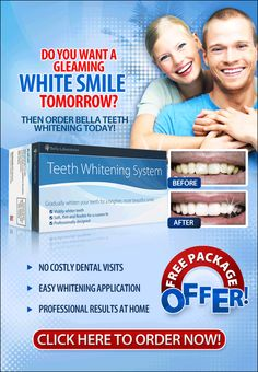 Teeth Whitening System Click Here: http://beautyhealth4menwomen.com/Bella.php Coffee: It's not the dark color of coffee that causes teeth to stain, but rather other factors like caffeine and the roughness of the beverage on your enamel. This allows the color from the coffee to penetrate below the surface, causing the ugly yellow color. Bella Teeth Whitening systems can get you the same bright smile you'll get at the dentist. Click Here:  http://beautyhealth4menwomen.com http://9nl.es/pm6q
