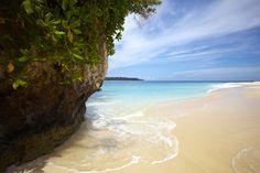 Tropical paradise in North Sumatra.  #Beach #tropical #island #sumatra