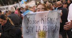 El 'caso Nisman' ahonda la fractura social y política en Argentina | Internacional | EL PAÍS