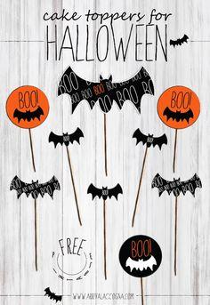 halloween-printable-bats-freebies 15 free printable for halloween