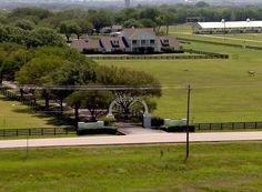 Visit Southfork Ranch In Dallas, Texas