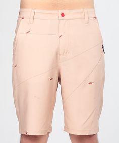 Sand Compass Hybrid Shorts For Men #bloodredclothing #bloodredboardshorts