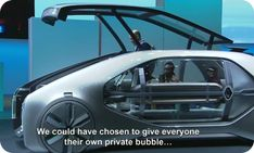 Renault EZ-GO - naveta spatiala urbana pentru 6 persoane Geneva Motor Show, Car, Rigs, Automobile, Cars, Autos