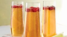 Kentucky Citrus Champagne Cocktail Quench your thirst with our favorite drink recipes like punch, margaritas, iced tea, shakes, smoothies and more. Champagne Cocktail, Cocktail Drinks, Cocktails, Cocktail Ideas, New Year's Drinks, Fun Drinks, Alcoholic Beverages, Derby Recipe, Best Mixed Drinks