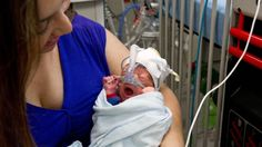 Neonatal intensive care unit at Mount Sinai Hospit - Parent directed care! Nurses and other staff train the parents to provide NICU care to their own babies. My Future Job, Staff Training, Baby Belly, Nicu, Doula, Mount Sinai, Baby Care, Parents, Stress