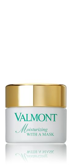 ★ Moisturizing with a Mask ★ Recommended for: All skin types and especially dehydrated, damaged and dull skin.  --- Visit our website for more Valmont Products. #theartofbeauty #valmont #skincare #bodycare #haircare #shop