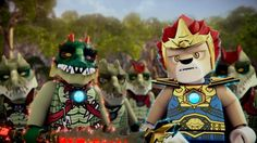 The new LEGO Legends of Chima, which debuts this month on Cartoon Network, may be this summer's best guilty pleasure viewing. Cartoon Tv, Cartoon Characters, Fictional Characters, Angel Of The Morning, Lego Chima, Amazing Lego Creations, Lego Movie, Black Panther, Legos