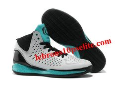 check out 26ca4 d193f Adidas AdiZero Rose 3.0 Shoes White Jade Black Nike Soccer, Adidas  Basketball Shoes