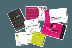 9998efa2244 Cartes de Visite · Agence De CommunicationCréation ...