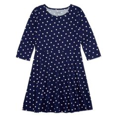 FREE SHIPPING AVAILABLE! Buy City Streets 3/4 Sleeve Bell Sleeve Skater Dress - Big Kid Girls at JCPenney.com today and enjoy great savings.