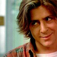 Judd Nelson- THE BREAKFAST CLUB.... He really was a cutie.