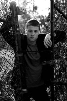 Ben McKenzie... I really like him. Southland, that's where its at.
