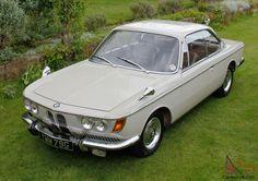 1968 - BMW 2000CS Coupe