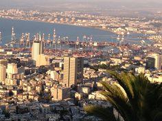 Haifa / Хайфа / חיפה w חיפה