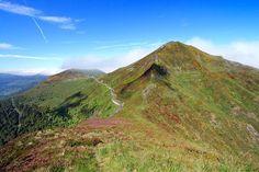 parc naturel des volcans d'Auvergne, Puy de Dome, Auvergne