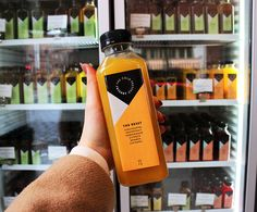 HOTSPOT | The Cold Pressed Juicery Amsterdam