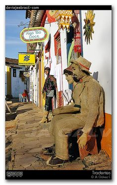 Tiradentes, Minas Gerais, Brazil One of my very favorite places on Earth! ❤️