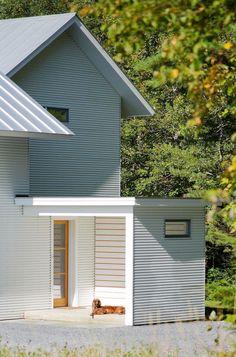 Contemporary Entry By Truexcullins Architecture + Interior Design