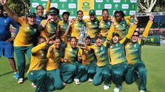 Top 16 Beautiful Girls Of South Africa Women Cricket Team | South Africa...