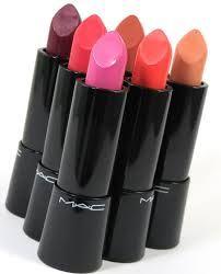 mac mineralize rich lipstick - Google Search