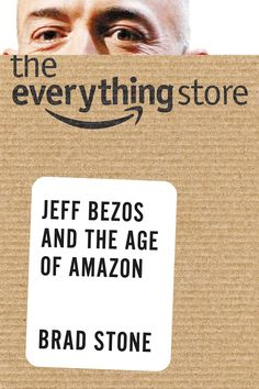 The Everything Store - by Brad Stone (Hardcover) Good Books, Books To Read, Business Format, Working In Retail, Share Prices, Like You, Ecommerce, Everything, Feelings