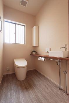 リフォーム・リノベーションの事例 トイレ トイレ手洗い 施工事例No.306のびのび遊ぶ のびのび学ぶ スタイル工房