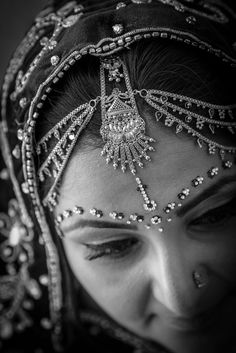 Portrait of the bride. Indian wedding photography. This photography pin includes table decorations, fabulous wedding dress,saris & dresses flowers with centrepieces, hairstyle, henna, make up gold jewellery and traditional Asian customs. (scheduled via http://www.tailwindapp.com?utm_source=pinterest&utm_medium=twpin&utm_content=post151338295&utm_campaign=scheduler_attribution)
