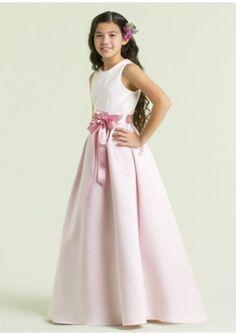 Vestidos baratos para las damitas de la boda | niña de las flores | Boda Hoy