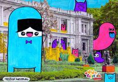 Pinacoteca do Estado de São Paulo / Ilustrador: Melissa Westphal