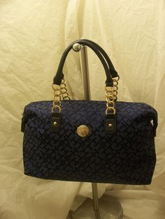 Tommy Hilfiger Bowler 6926620 478 Color Blue Gold Retail Price $ 85.00 #TommyHilfiger #Bowler