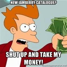 jamberry meme shut up and take my money - Google Search