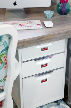 Awesome Best Way to organize Filing Cabinet