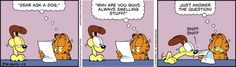 Garfield Comic Strip January 13 2016 on GoComics.com