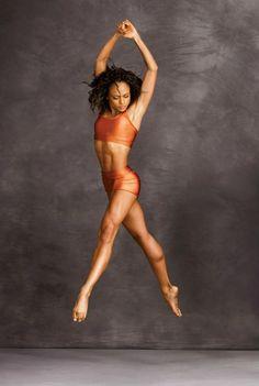 Linda Celeste Sims of Alvin Ailey Dance