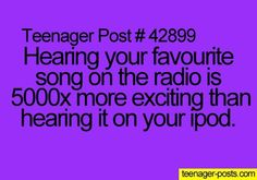 radio, song, and teenager post image