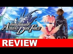 Fairy Fencer F: Advent Dark Force (PC/PS4) Review (60fps, CC) - http://freetoplaymmorpgs.com/ps4/fairy-fencer-f-advent-dark-force-pcps4-review-60fps-cc
