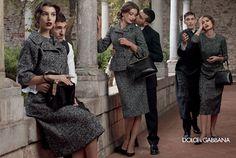 Dolce & Gabbana осень-зима 2013/14