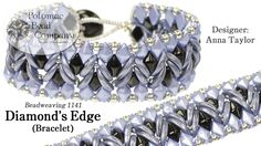 Diamond's Edge Bracelet (Tutorial)