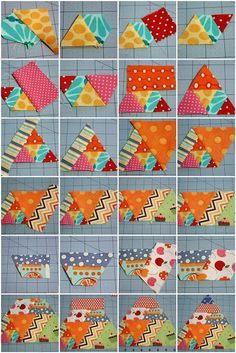 Magnolia Bay Quilts: 60-Degree Quilt Tutorial - Part 1 This is SO cool!!!