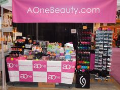 We just finished 2015 National Women's Show Toronto today. Thank you for visiting our booth.   http://www.AOneBeauty.com  #womenshow #toronto #beauty #coupon #fashion